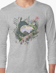 The Big Friend Long Sleeve T-Shirt