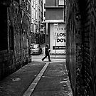 Melbourne's lanes by Anthony Cook