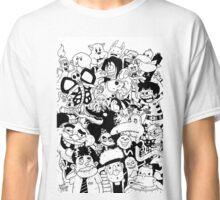 George Clarke - Characters Jan15 Classic T-Shirt