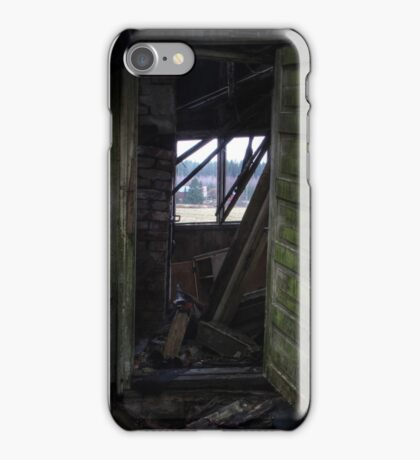 14.11.2015: Welcome Home, Ghosts iPhone Case/Skin