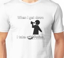 When I Get Down... Unisex T-Shirt