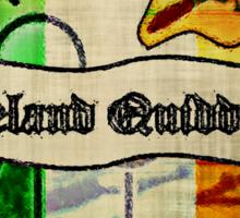 New Ireland Quidditch Sticker
