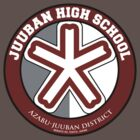 Juuban High School Logo Shirts by SimplySM