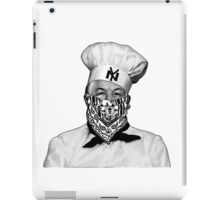Chef Boyardee New York Bandana  iPad Case/Skin
