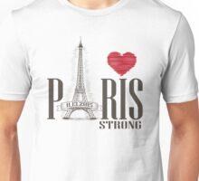 PARIS STRONG Unisex T-Shirt