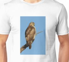 Red-tailed Hawk - juvenile Unisex T-Shirt