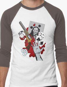 Dead Man's Hand Men's Baseball ¾ T-Shirt