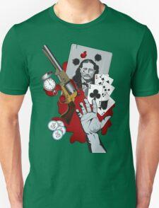 Dead Man's Hand Unisex T-Shirt