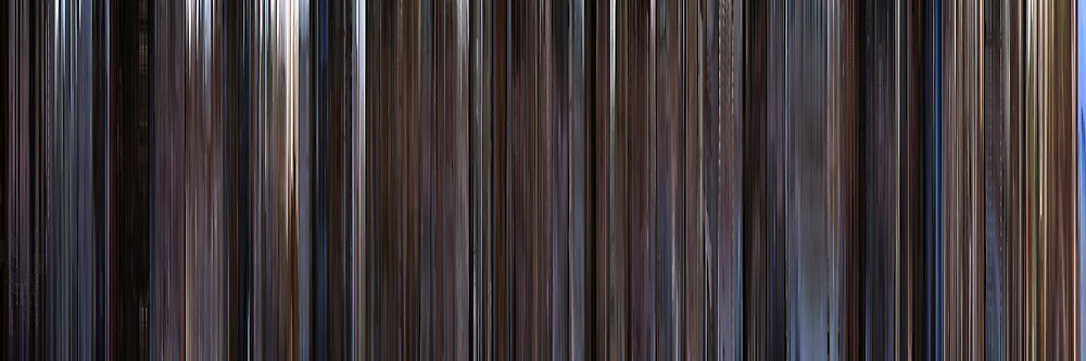 Moviebarcode: The Shawshank Redemption (1994) by moviebarcode