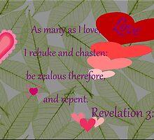 As many as I love . . . by aprilann
