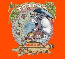 Totoro by KiegDesign