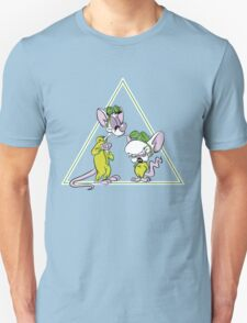 Pinkman And The Brain T-Shirt