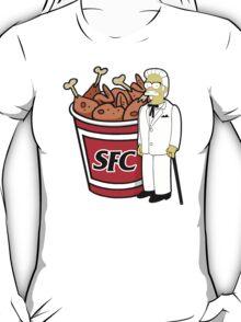 SPRINGFIELD FRIED CHICKEN!! T-Shirt