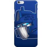 Born to Roll Out iPhone Case/Skin