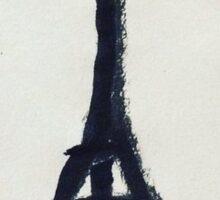 Pray for Paris (Series 1) Sticker