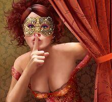 Masquerade by Alena Lazareva