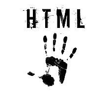 HTML 5  Photographic Print