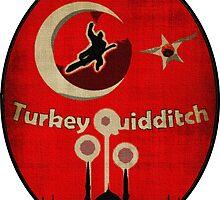 New Turkey Quidditch Design by Isaac Novak