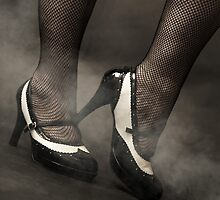 rockabella shoes by ARTistCyberello