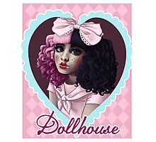 Dollhouse Photographic Print