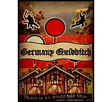 New Germany Quidditch Photographic Print