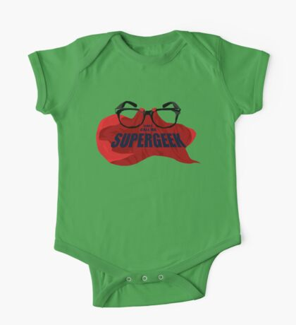 Super Geek Kids Clothes