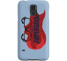 Super Geek Samsung Galaxy Case/Skin
