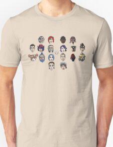 Borderlands- All Vault Hunters  T-Shirt