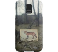 Little fox Samsung Galaxy Case/Skin