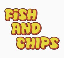 Fish and chips by leksele
