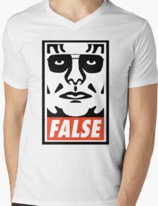 ...FALSE Mens V-Neck T-Shirt