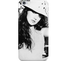 Britney Spears Blackout Case iPhone Case/Skin