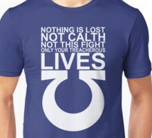Nothing is Lost Unisex T-Shirt