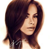 Aaliyah Haughton-WBG by DeeMo247