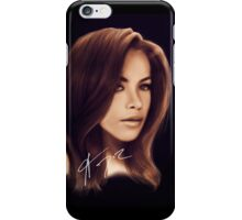 Aaliyah Haughton-BBG iPhone Case/Skin