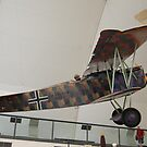 Fokker D.VII, RAF Museum, Hendon by Ross Sharp