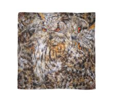 Designs Inspired By Nature: Eagle Owl Scarf