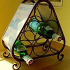 Wine Rack by ctheworld