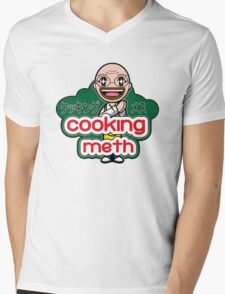Cooking Meth the Game Mens V-Neck T-Shirt