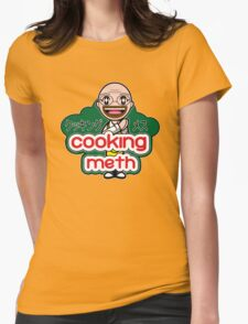 Cooking Meth the Game Womens Fitted T-Shirt