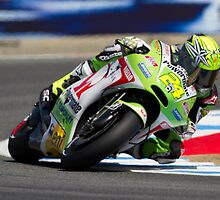 Tony Elias at laguna seca 2012 by corsefoto