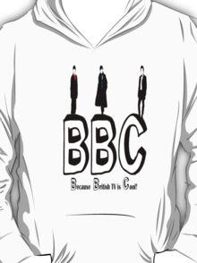 BBC Fandom T-Shirt