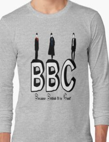 BBC Fandom Long Sleeve T-Shirt