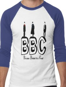 BBC Fandom Men's Baseball ¾ T-Shirt