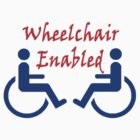 Wheelchair Enabled by KazM
