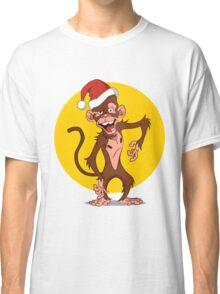 cartoon monkey Classic T-Shirt