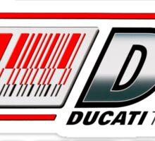 Ducati Sign iPhone Case Sticker