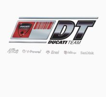 Ducati Banner iPhone case Kids Clothes