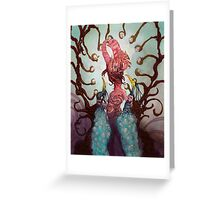 The Ovipositor Greeting Card