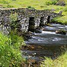 Old stone bridge by ilpo laurila